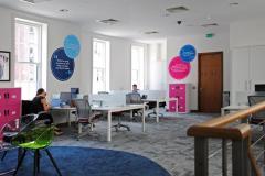 LAYA HEALTHCARE OFFICE FITOUT, Dublin